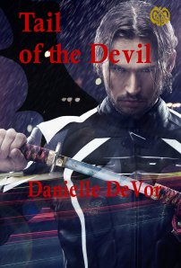 tail of the devil cover danielle interview