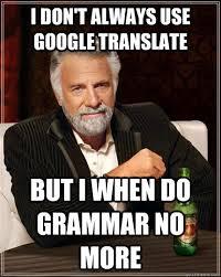 google tranlate