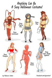 whore costums