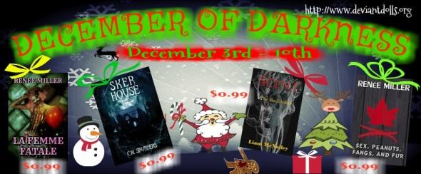 december of darkness dec 3 to 10